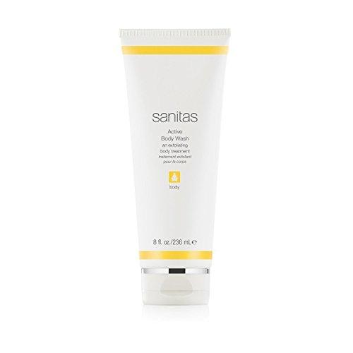 Sanitas Progressive Skinhealth Active Body Wash 236 ml.