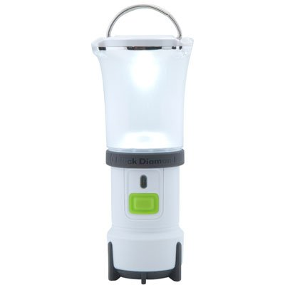 Black Diamond Voyager Lantern, Ultra White, Outdoor Stuffs