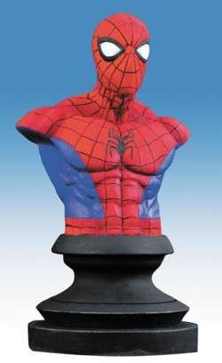 (Marvel Icons Spider-Man Bust)