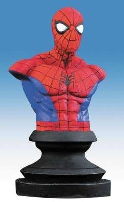 Marvel Icons Spider-Man Bust (Marvel Icons Hulk Bust)