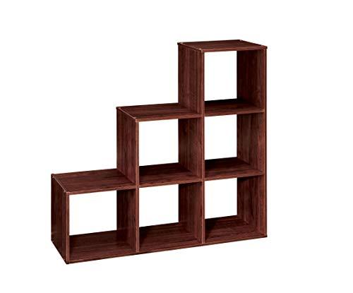 ClosetMaid 1045 Cubeicals Organizer, 3-2-1 Cube, Dark Cherry