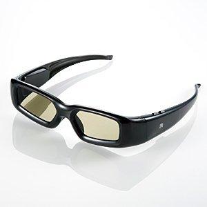 GBSG03-JP: i.Trek Active Shutter 3D Glasses for Sharp AQUOS 3D TV