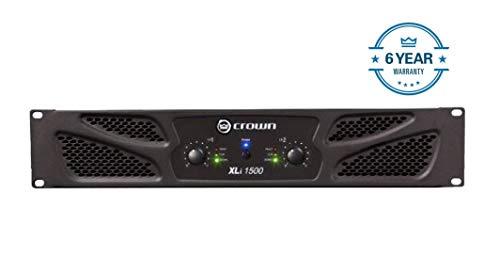 Crown XLi1500 Two-channel 450-Watt