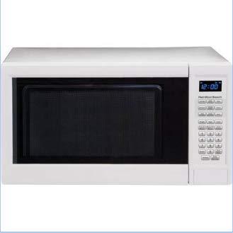 hamilton microwave oven