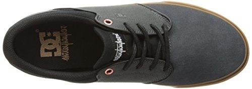 Signature Grey Taylor Men's Taylor Shoe Black Skate Vulc Mikey Mikey DC WUSwqfO1
