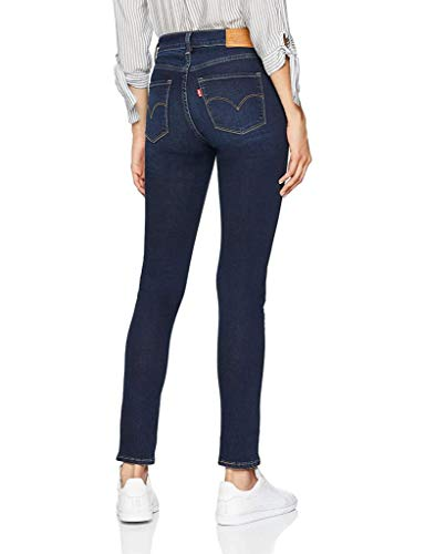 Blue refined Jeans 311 Levi's Skinny Bleu Femme Maritime 0144 0pfRxw6