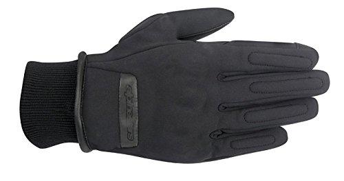 Alpinestars C-1 Windstopper Men's Street Motorcycle Gloves - Black/Medium