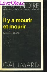Book's Cover ofIl y a mourir et mourir