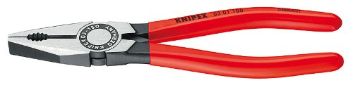 Knipex 0301180 Combination Pliers, 7.25 Inch ()