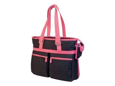 Mobile Edge Komen ECO Tote - notebook carrying case (MECTEK1) (Komen Laptop Bag)