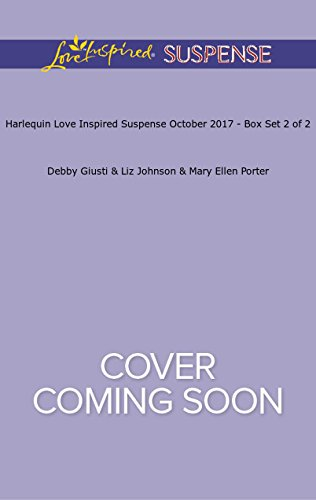 Harlequin Infatuation Inspired Suspense October 2017 - Box Set 2 of 2: Undercover Amish\Christmas Captive\Off the Grid Christmas