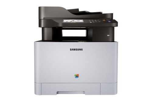Samsung SL-C1860FW/XAA Wireless Color Printer with Scanner, Copier and Fax, Amazon Dash Replenishment Enabled (SS205H)