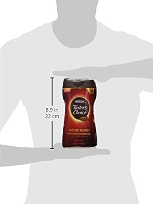 "Taster's Choice Original Gourmet Instant Coffee 12Oz ""3 Pack"" by Nescafe"