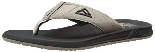 Reef Men's Phantom, Black/Tan, 12 M US