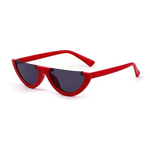 Clout Goggles Cat Eye Sunglasses Vintage Mod Style Retro Kurt Cobain - Women Unique Sunglasses For
