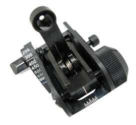 MaTech Mil-Spec Back-up Iron Sight (B.U.I.S) (Sight Rear Aperture)