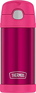 THERMOS Funtainer 12 Ounce Bottle, Pink (B00DAPQT3O) | Amazon price tracker / tracking, Amazon price history charts, Amazon price watches, Amazon price drop alerts
