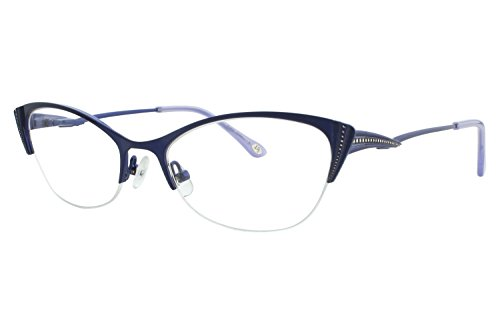 Lulu Guinness L764 Womens Eyeglass Frames - - Glasses Lulu