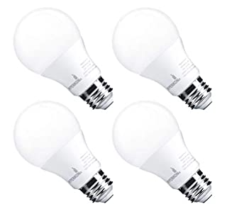6W DIMMABLE LED Bulb Soft White Light Energy Star Qualified 3000K UL Listed