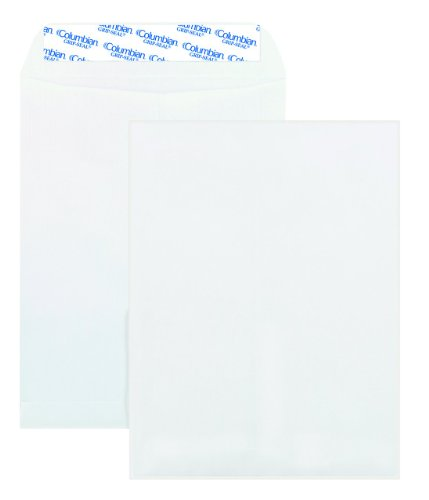 Columbian Catalog Envelopes, Grip-Seal, 9