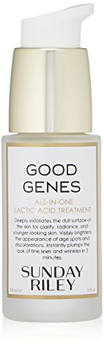 Sunday Riley Good Genes All-in-One Lactic Acid Treatment, 1.0 Fl Oz