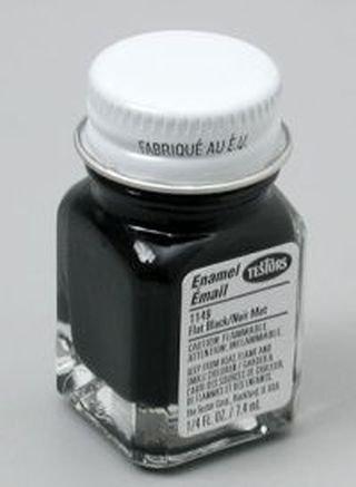 black-flat-testors-enamel-plastic-model-paint