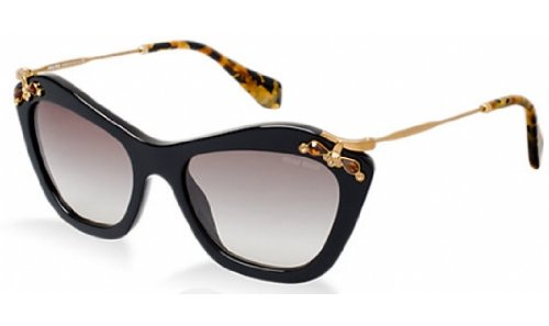 MIU MIU NOIR SUNGLASSES - Miu Mens Miu Sunglasses