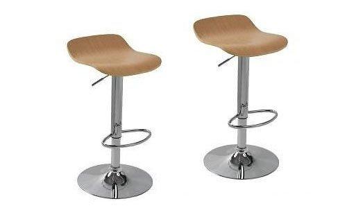 2 x Wooden Hydraulic Lift Adjustable Counter Bar Stool  : 31fQv78kJpL from www.shopbarstools.com size 500 x 300 jpeg 12kB