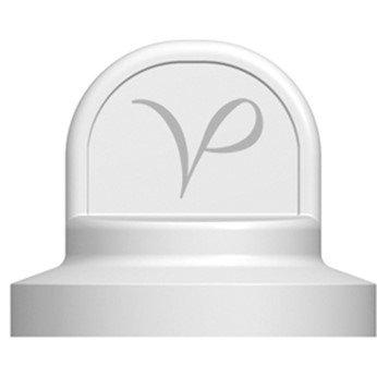 Value Plastics Sanitary End Cap, 3/4'' Mini, ADCF PP; 10/Pk