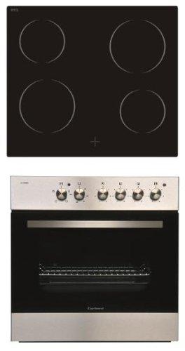 Corbero CC-TWINS Cerámico Horno eléctrico sets de electrodoméstico ...