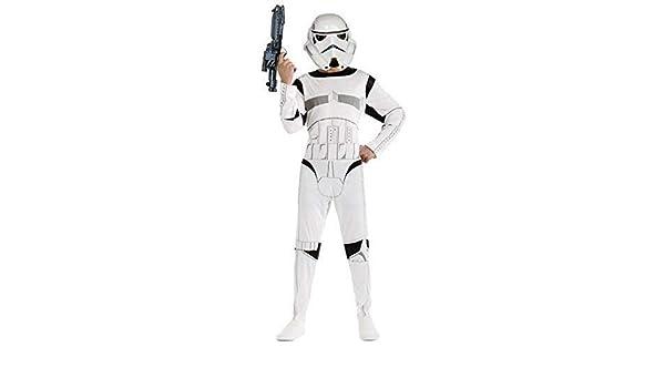 Producto Oficial de para Hombre Star Wars Blanco Stormtrooper ...