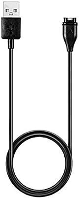 iTop3te Cargador para Garmin Fenix 5/5x/5s, USB Data Sync Cargador de repuesto Cable de carga Accesorios de cable para Garmin Fenix ...
