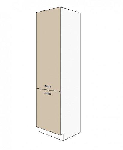 Küchen Vorratsschrank 40 cm für das Modell ,,Dave 240 Eiche Sonoma Trüffel'
