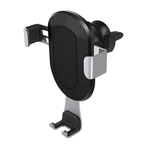 - MoKo Car Phone Mount, Universal Car Air Vent Smartphone Holder with Auto-Locking Design for 4