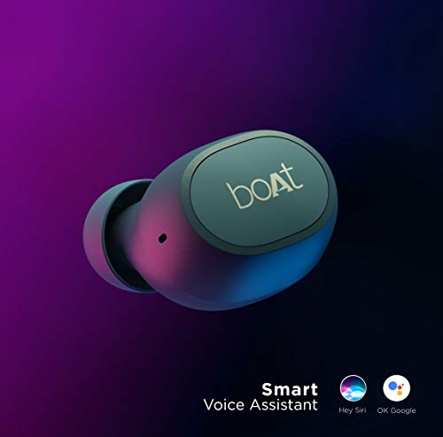 boAt Airdopes 171 Bluetooth Truly Wireless Earbuds with Mic(Mysterious Blue)