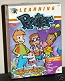 Pixter Color Learning ROM - Cyberchase