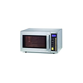 HORNO MICROONDAS PROGRAMABLE PROFESIONAL 25L 1000WATTS 442 X 520 X 312 MM