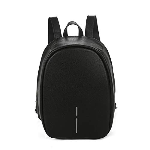 Solid Reflections Green - Tronet Travel Backpack for Women,Women Ladies Solid Fashion Night Reflection Simple Totes Shoulder Backpacks Bags
