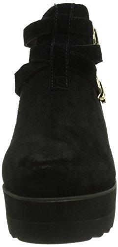 CAFèNOIR GL312 - Botas de cuero para mujer negro - Schwarz (NERO 010)