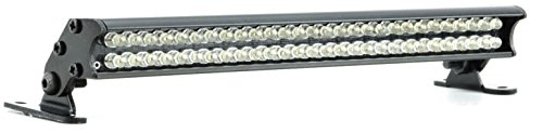 (Apex RC Products 56 LED 138mm Aluminum Light Bar for 1/10 Short Course Trucks, Traxxas Slash, Slash 4X4, TRX-4, Nitro Slash, X-Maxx, Axial Score & Yeti XL #9045L)