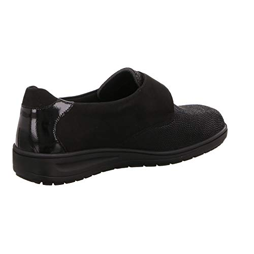 Solidus Women's Loafer Flats 2950600791 Black 7Urw7q