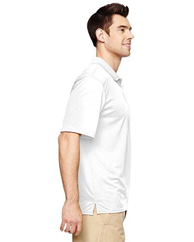 Gildan Performance Adult 4.7 oz. Jersey Polo (G448)- WHITE,M
