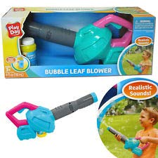 A&J Products Bubble Leaf Blower Play Day