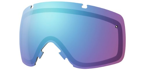 Smith Goggle I/OX Replacement Lens BLUE SENSOR - Mirror Lens Goggles