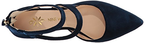 NINE WEST 780006 | FLORENT Blue 8US cqbfTcw