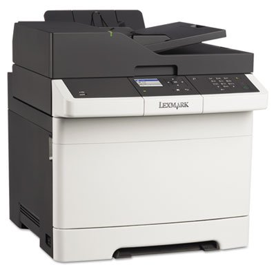 CX310n Multifunction Color Laser Printer, Copy/Fax/Print/Scan