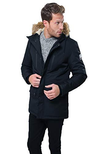 Veste Noir Threadbare Enveloppée Grady Pour Hommes Ou fdr6Rwdqa