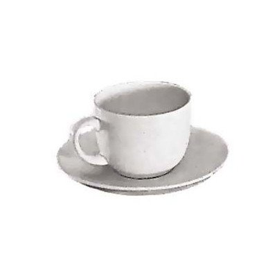 Update International TW-60 Tiara Cappuccino Cup, 6 oz., 3 Dz/Box