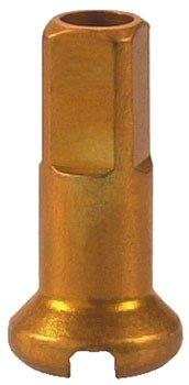 DT Swiss Spoke Nipple Alloy 14G 2.0mm Gold Box/100 by DT Swiss