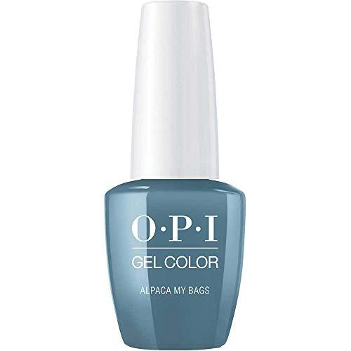 OPI GelColor, Alpaca My Bags, 0.5 Fl. Oz. gel nail polish